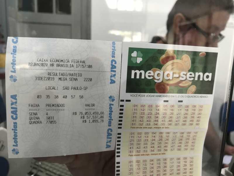 Github - gmendonca / mega-seine: lotteri dataanalyse basert på mega sena.