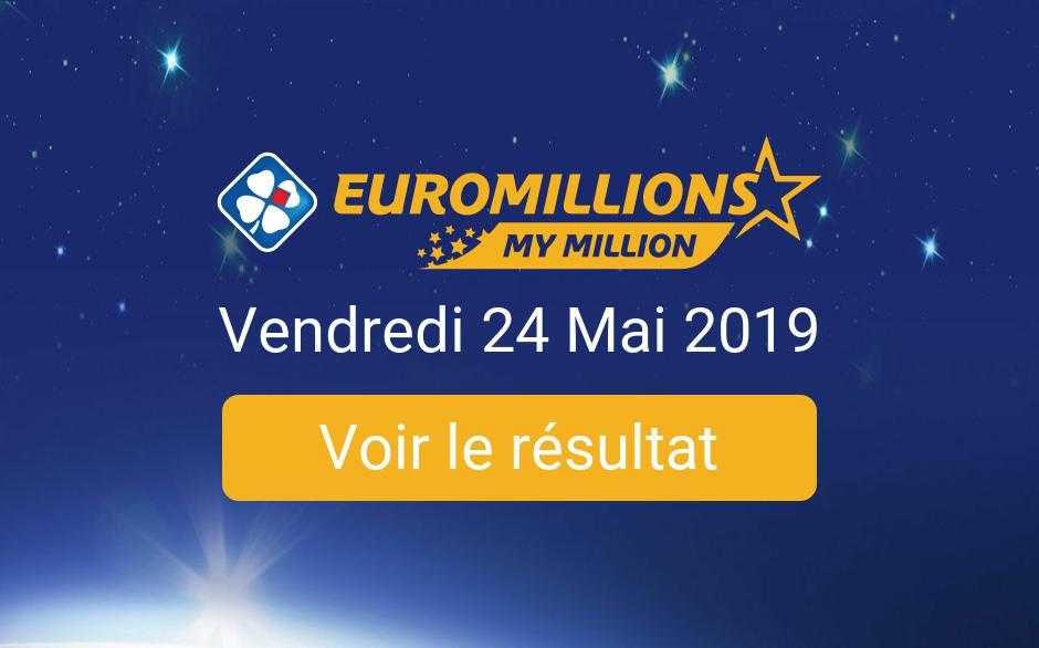 Euromillions : trekke resultater, gratis statistikk og verktøy