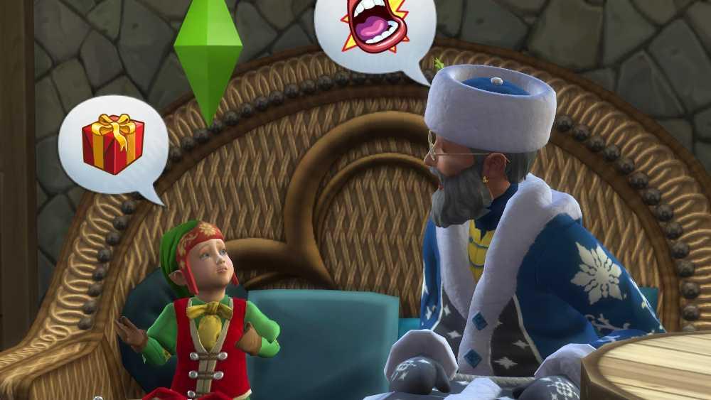 مراجعة لعبة sims 4 مغامرة الغابة - simsmix