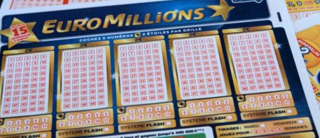 Biggest euromillions jackpot winners