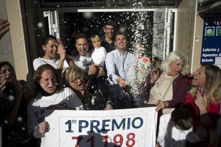 Lotteries in spain. spain in russian - everything about life in spain