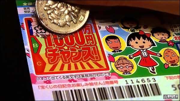 Lotteri lottospill