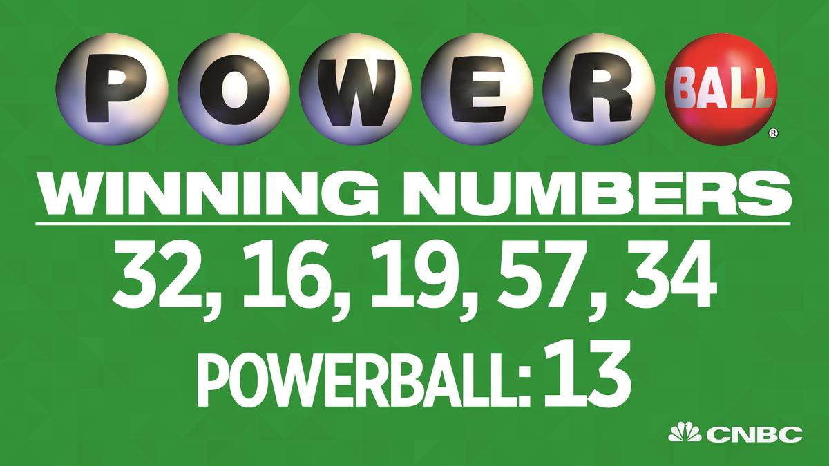 Amerykańska loteria Powerball