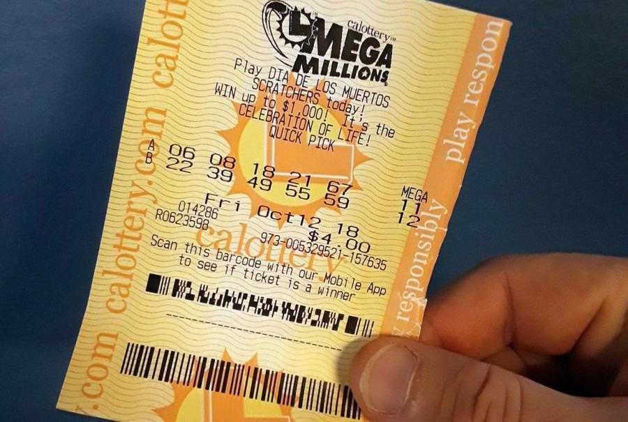 Archivio della lotteria megamilliony per 2003 anno