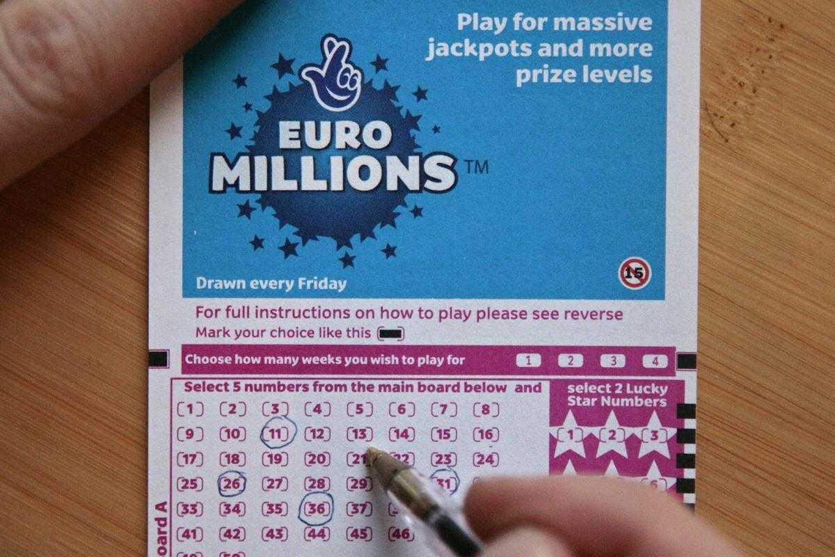 EuroMillions lotteri regler | spilleregler