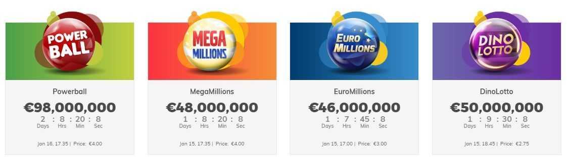 Sådan deltager du i EuroMillions lotterispil (euromillioner) på Den Russiske Føderations område