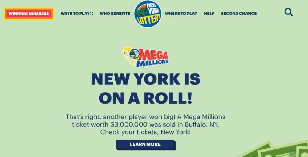 New york (ny) lottery results | lottery post