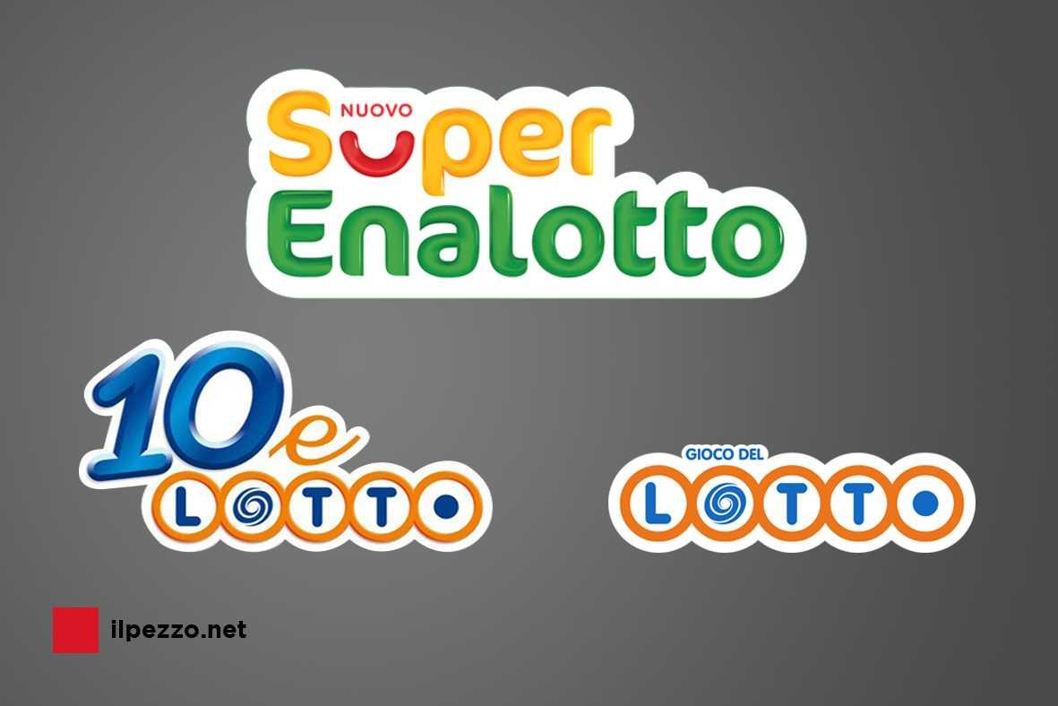 Lotto e superenalotto, estrazioni di agosto 2019