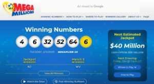 Amerikanske lotterier online. hvordan spille, liste over oss lotterier + anmeldelser