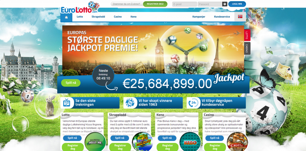 Сайт eurolotto.com - онлайн сео / seo проверка анализ аудит сайта eurolotto.com | портал whois.uanic.name