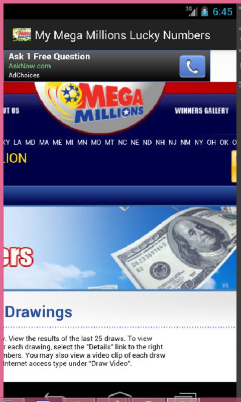 Arkiv lotteri megamilliony for 2016 år