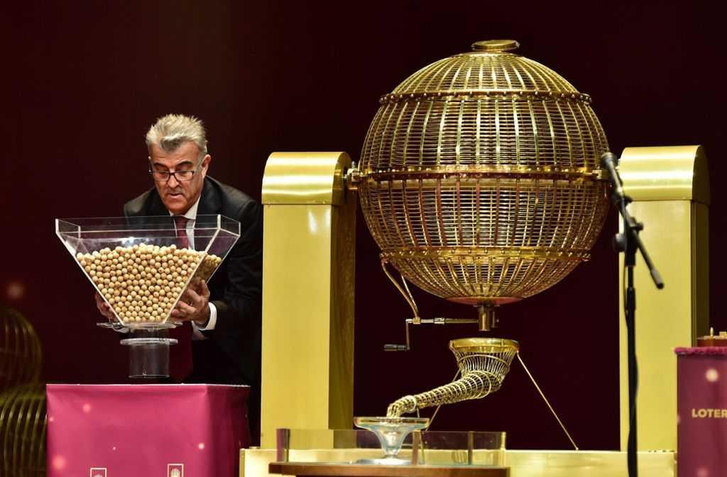 Spanske lotterier - hvordan spille fra Russland | lotteriverden