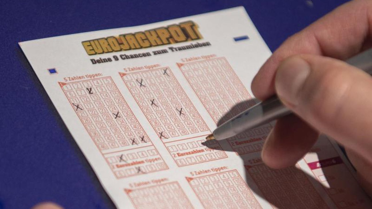 "European lottery ""eurojackpot"" - how to buy a ticket from russia"