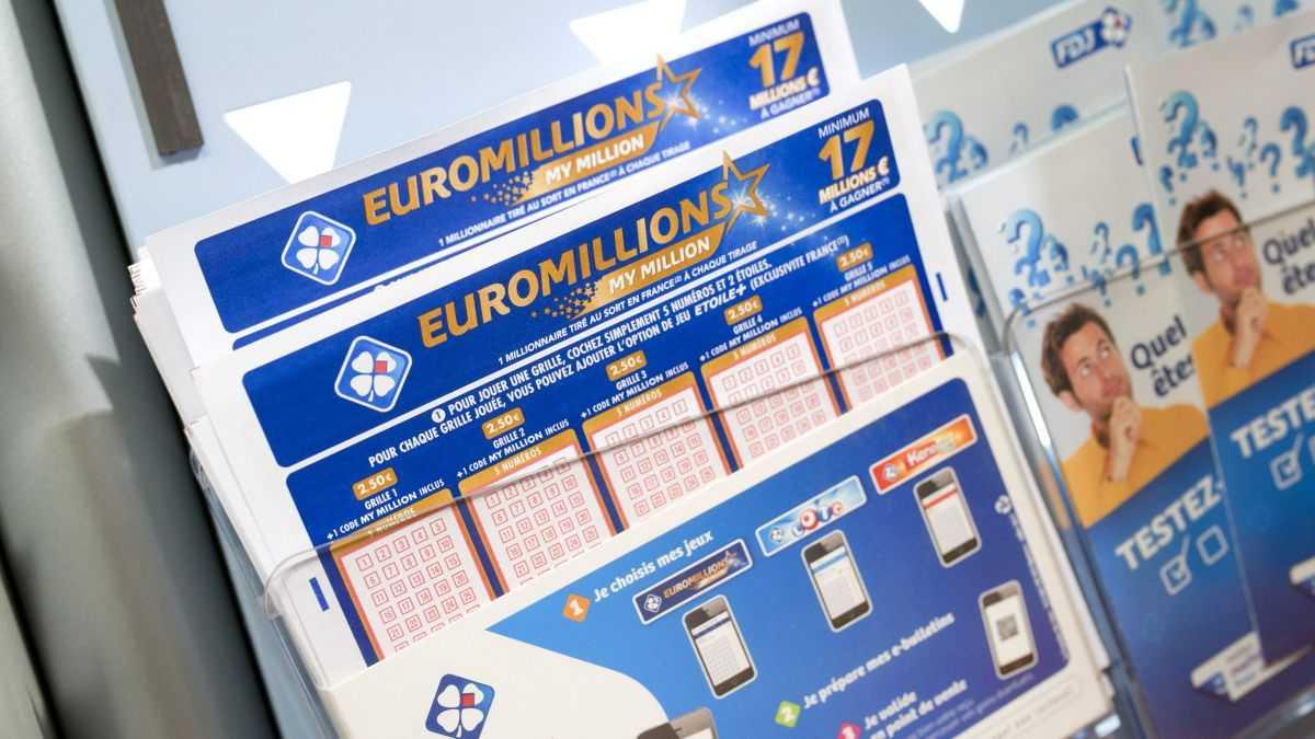 Escroqueries de la loterie euromillions