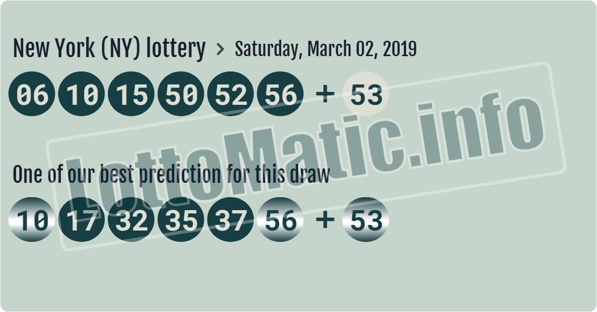 New York lottery ny lottery - regras do jogo, feedback dos participantes, História da criação | grandes lotos