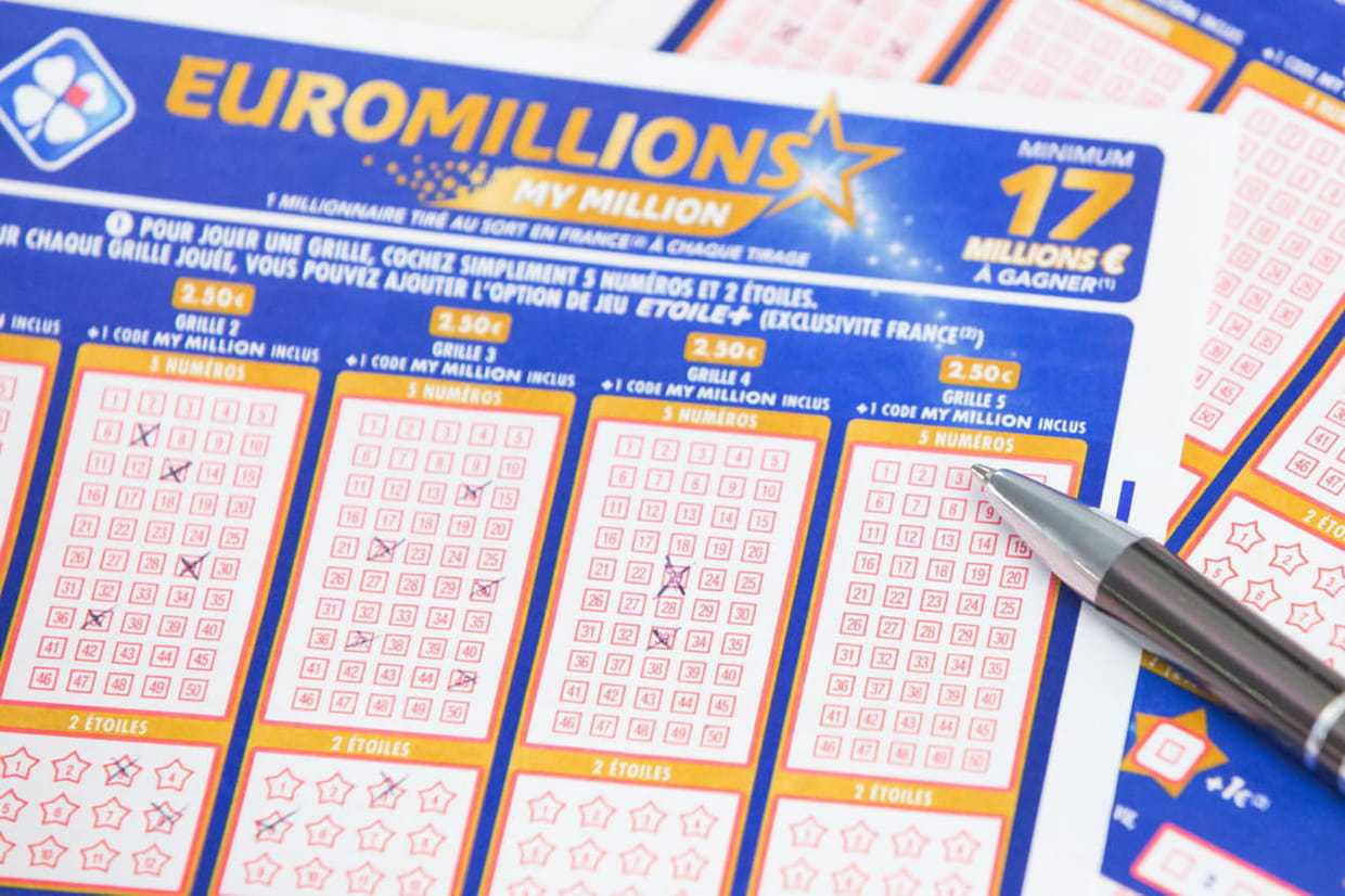 Eurojackpot lottery. game principle, filling out a ticket, chances of success and how to play this lottery online