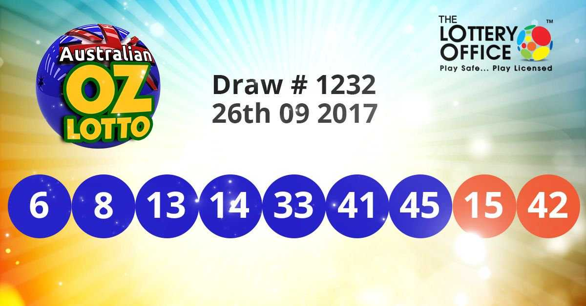 Set for life results - oz lotto
