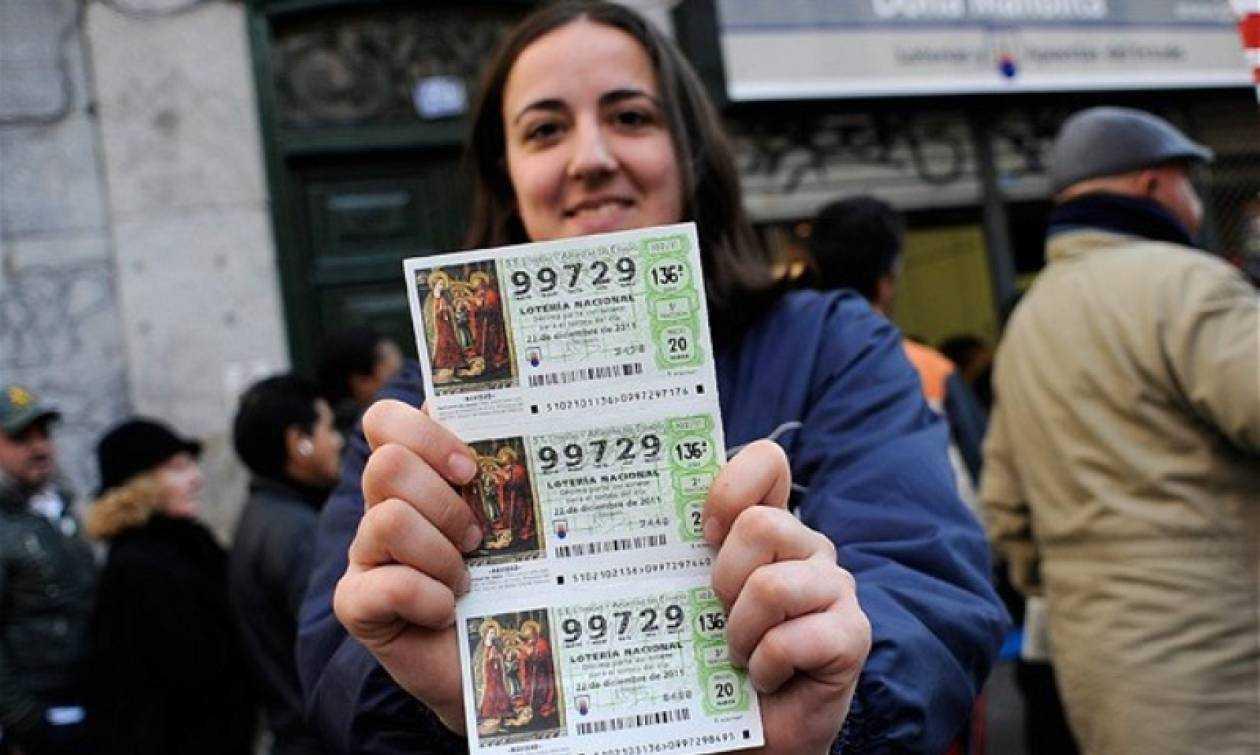 """Spanish lottery """"el gordo de navidad"""""""