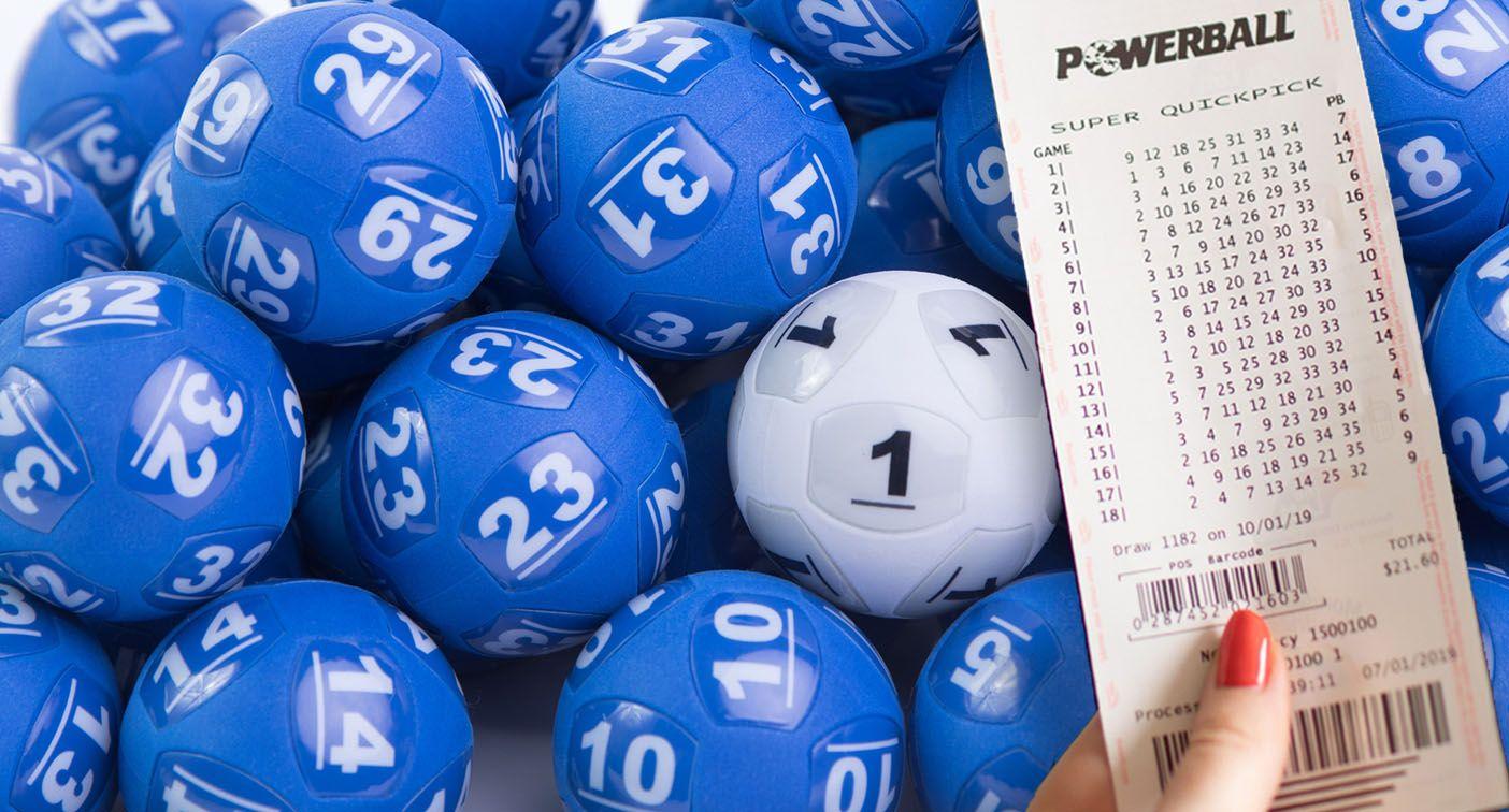 Powerball — википедия