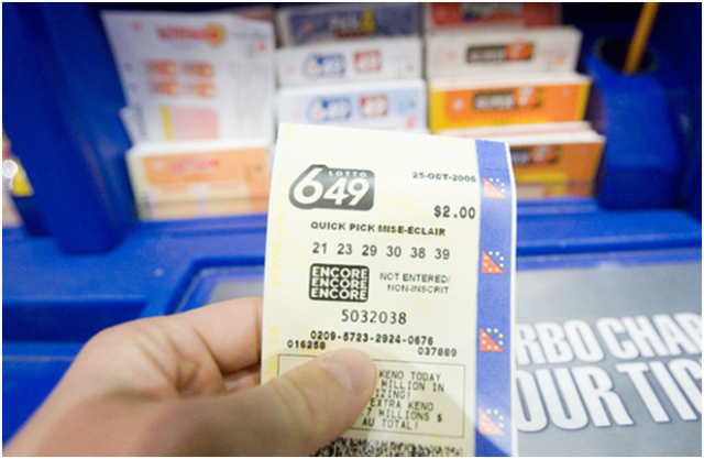 Kanadisches Lotto Lotto 649
