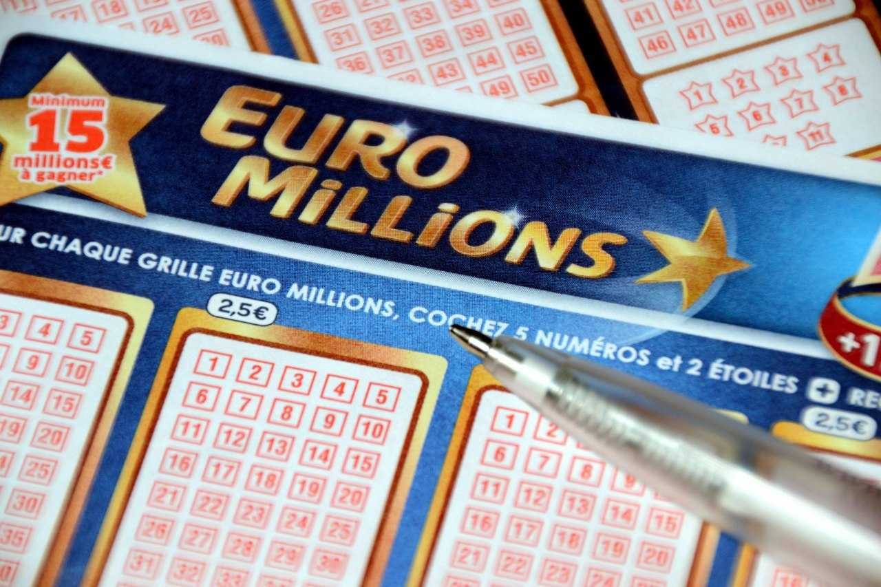 Euromillions results for 24th november 2015