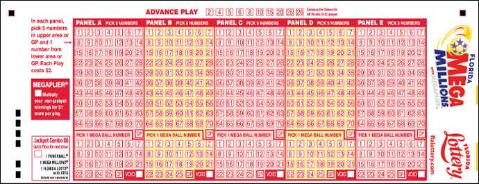 Mega millions | largest official lottery in the united states