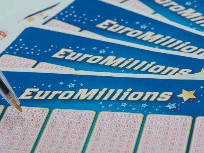 Техасская лотерея lotto texas extra (6 из 54)