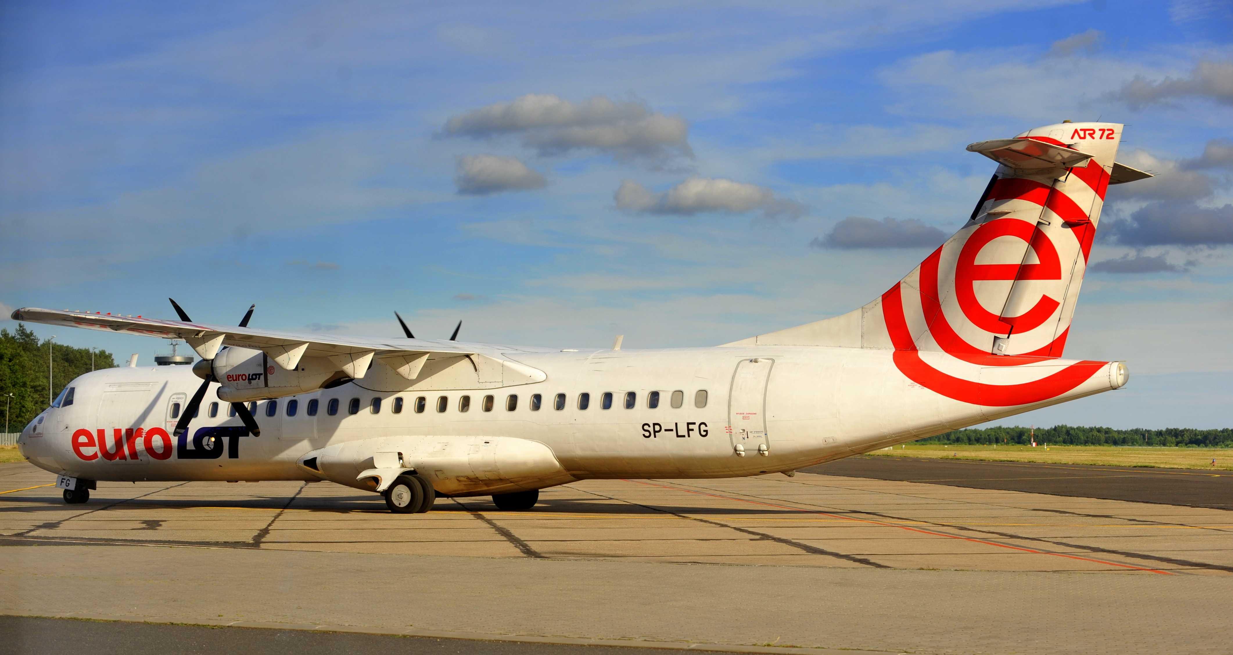 Авиакомпания евролот (eurolot) - авиабилеты