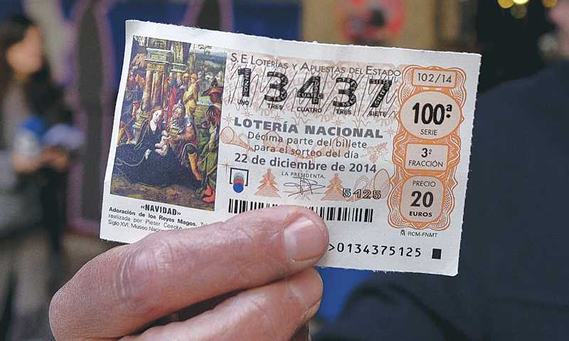 Buy loteria de navidad tickets from india | lottosmile
