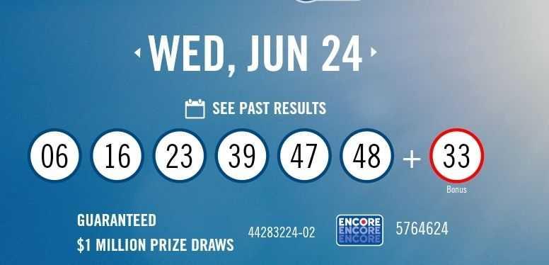 Canadisk lottolotto 6/49 - hvordan man spiller fra Rusland | lotteriverden