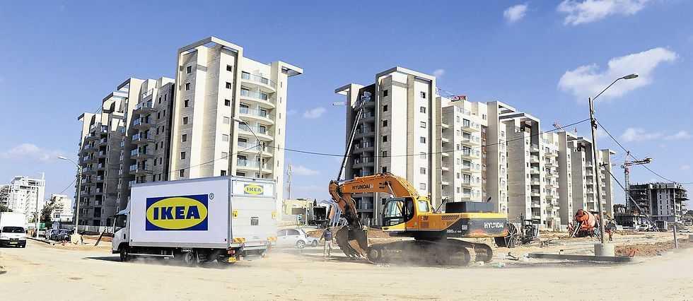 Мехир ле-миштакен – жилищная лотерея в израиле