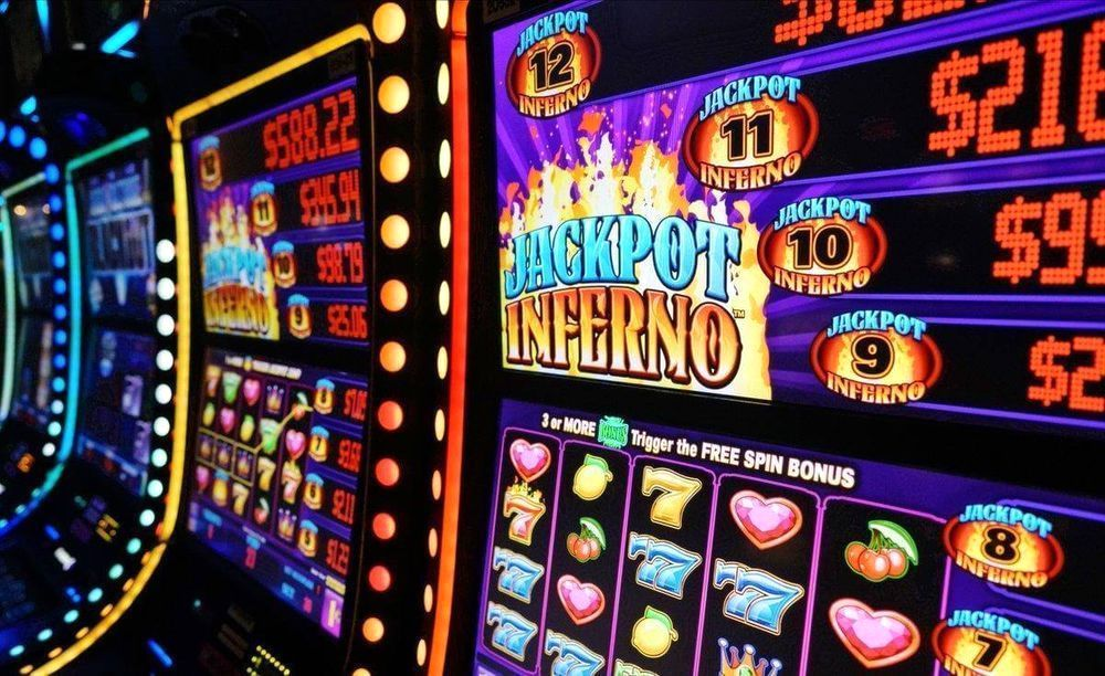 Jackpot - wiktionary