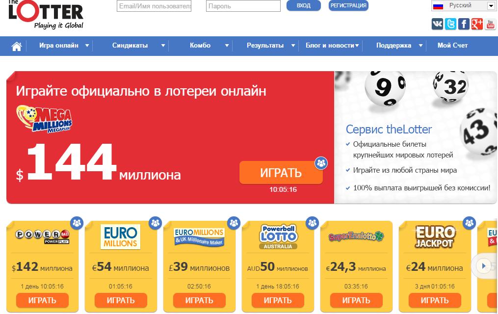 Popularne europejskie loterie z możliwością gry z Rosji | seiv.io