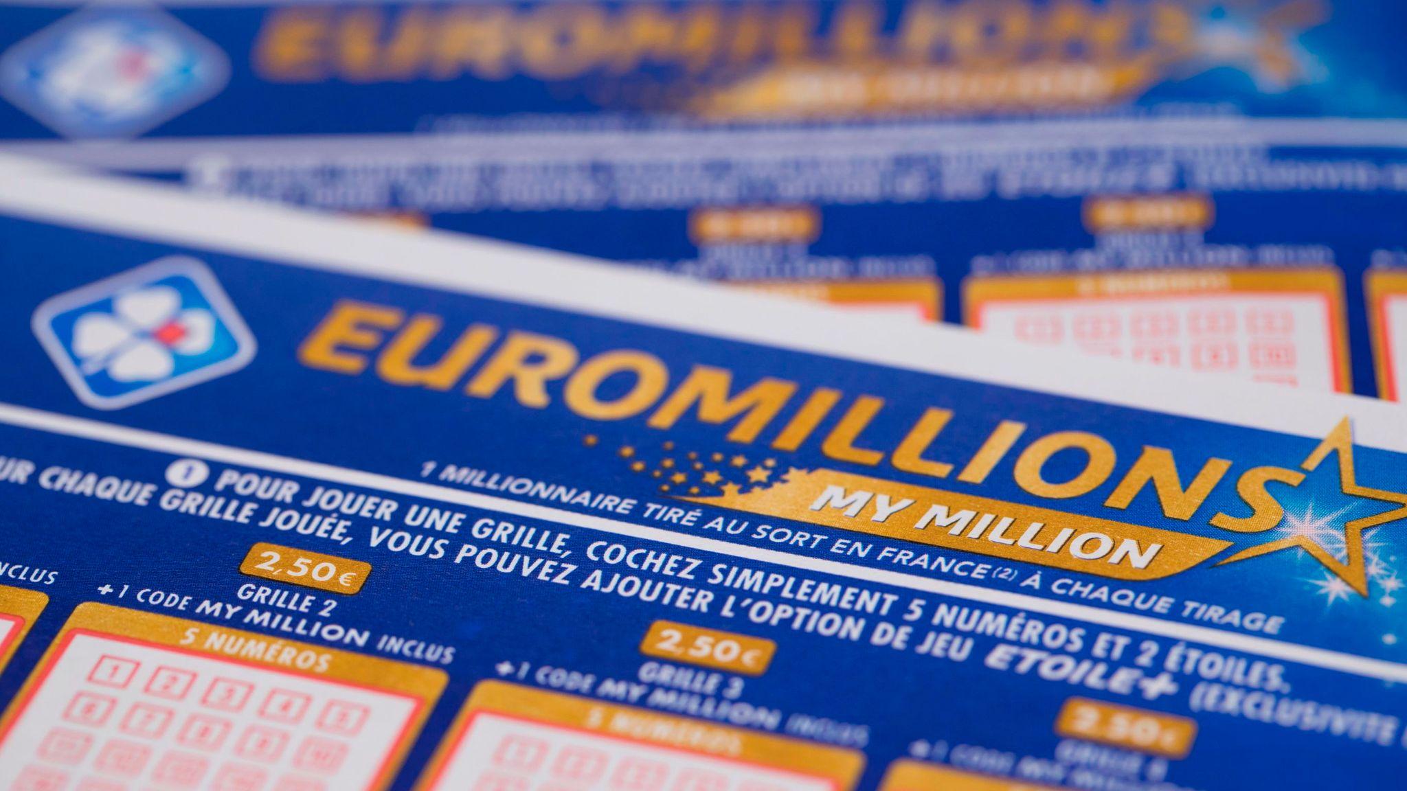 Comment réclamer un lot euromillions