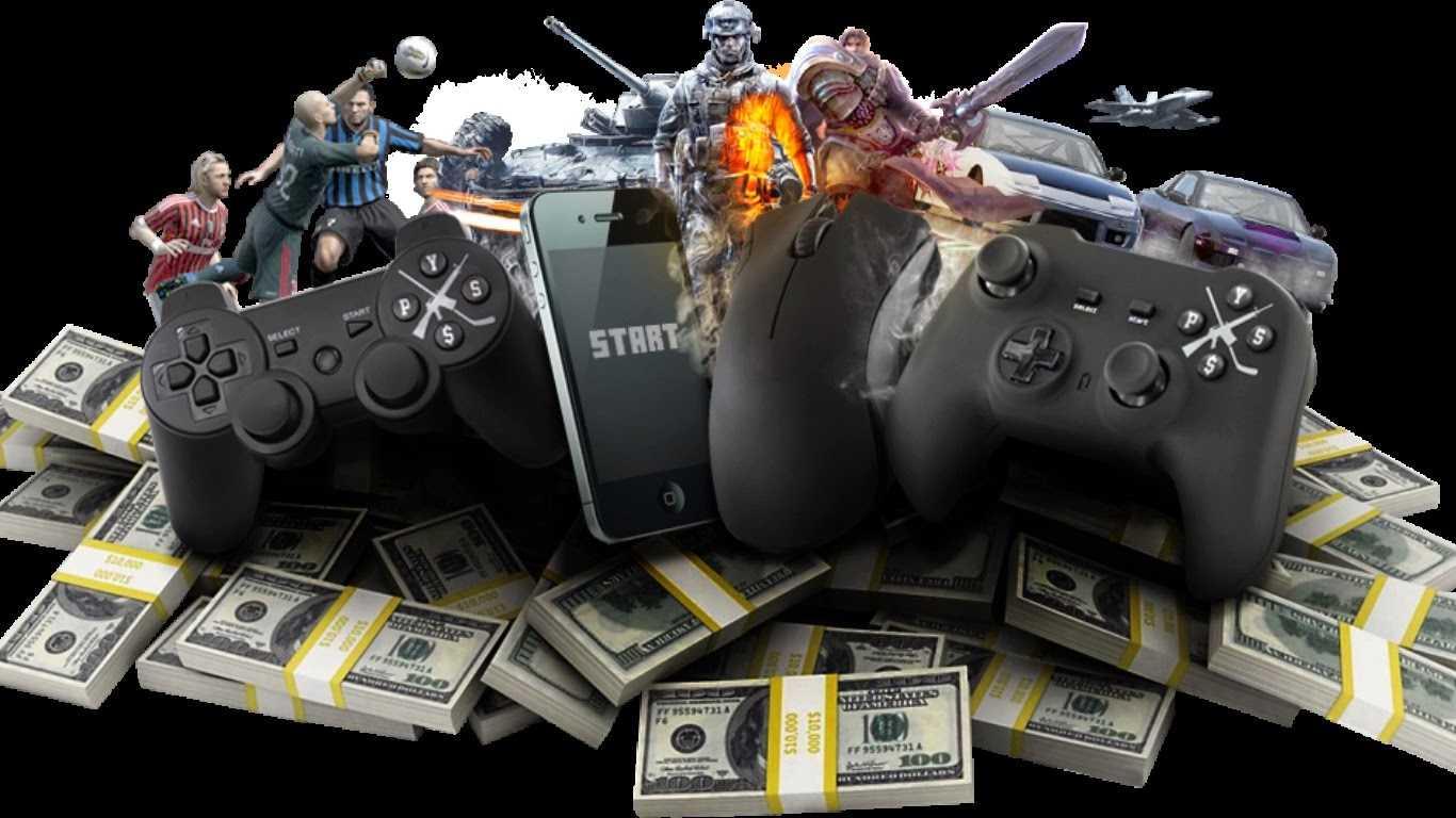 Заработок на играх: как заработать, играя в интернете, и какие онлайн-игры для этого лучше?