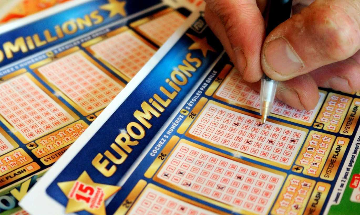 Euromillions results › latest