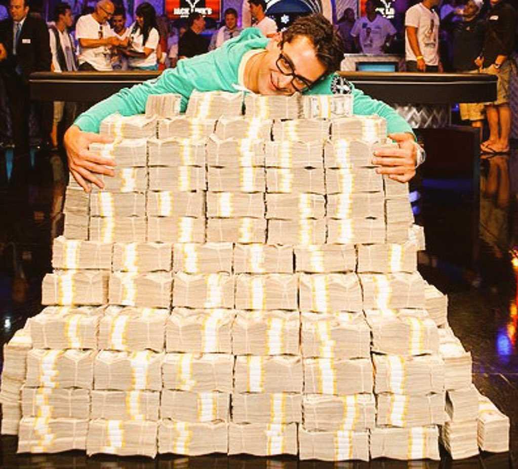 Le più grandi vincite alla lotteria • vseznaesh.ru
