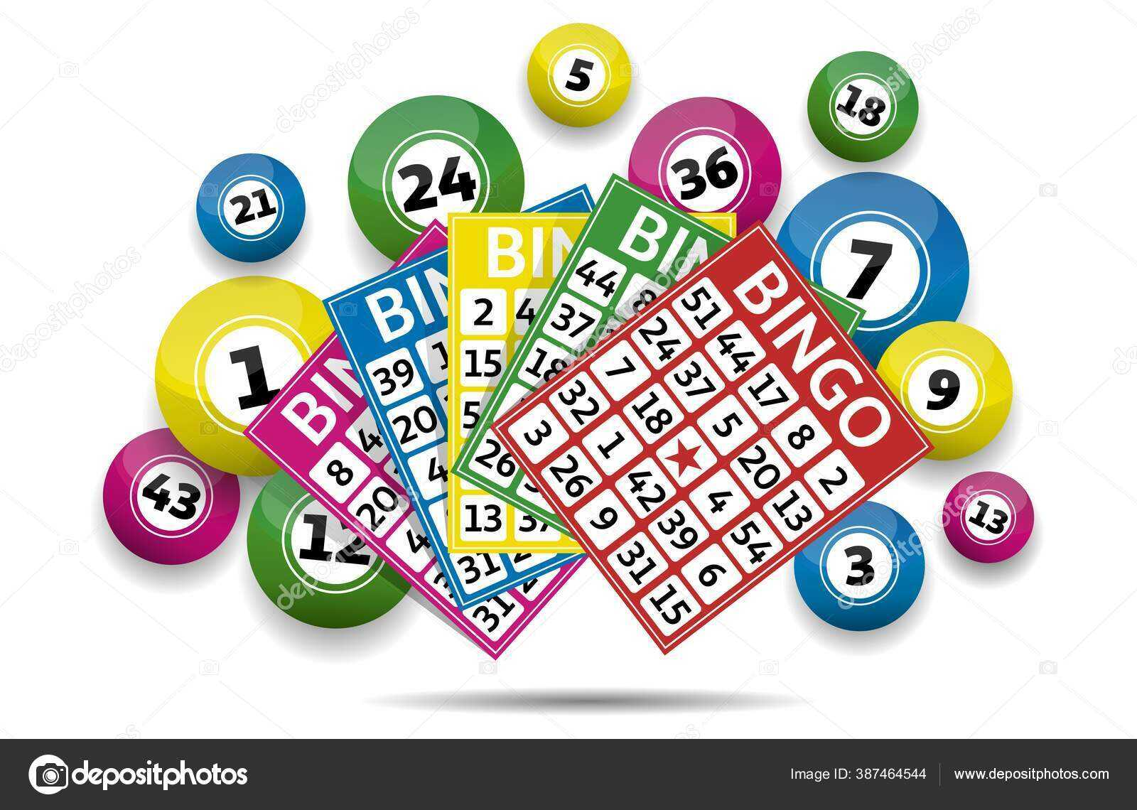 Play various bingo games, rules and regulations