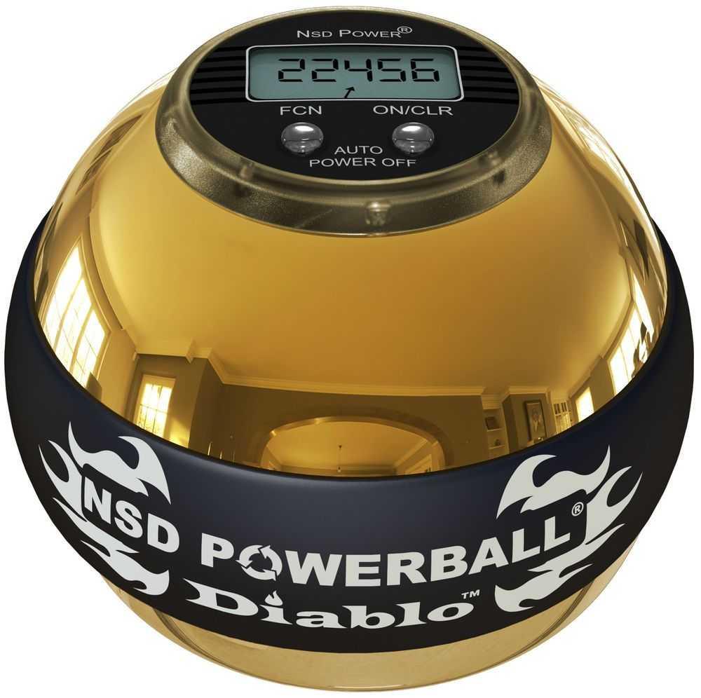 Отзывы о кистевом тренажере powerball