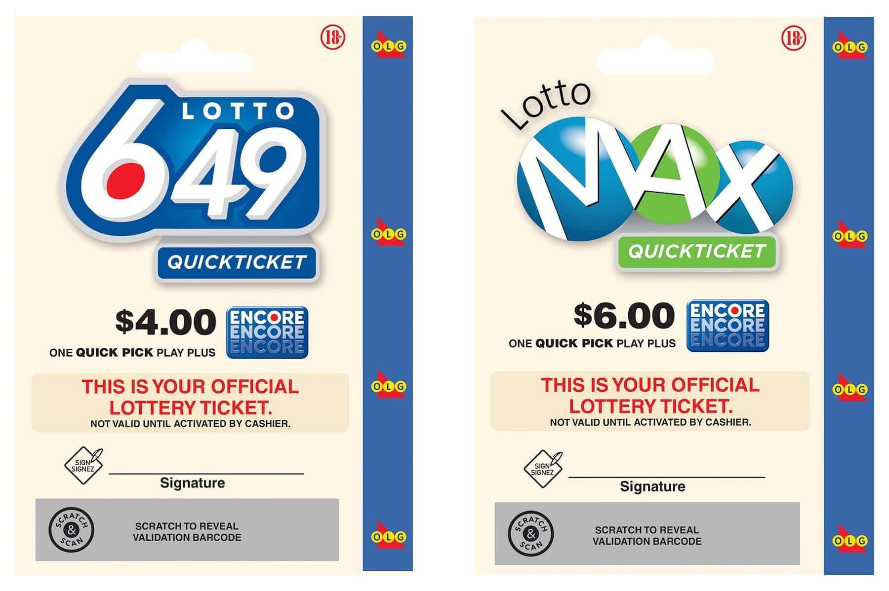 Canadisk lottolotto 6/49 - hvordan man køber en billet fra Rusland