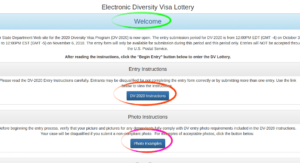 Us green card lottery winning result check, did i win green card lottery?