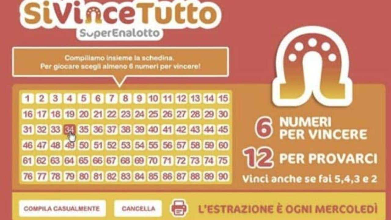 Italiensk superenalotto lotteri - regler + instruktion: hvordan man køber en billet fra Rusland | lotteriverden