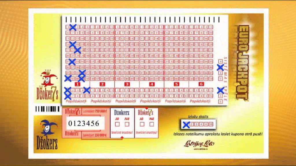 Chơi eurojackpot trực tuyến: so sánh giá tại lotto.eu