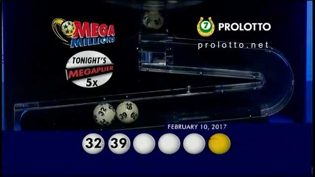 Megamillioner (megamillioner) - Amerikansk lotteri