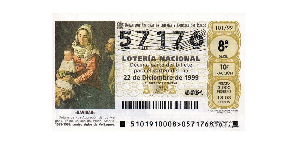 Buscar nъmero de loterнa de navidad 2020 - localiza tu dйcimo