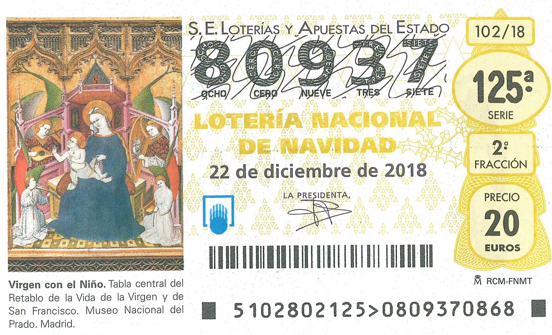 Buscar número loteríadónde comprar tu décimo de la lotería de navidad 2019