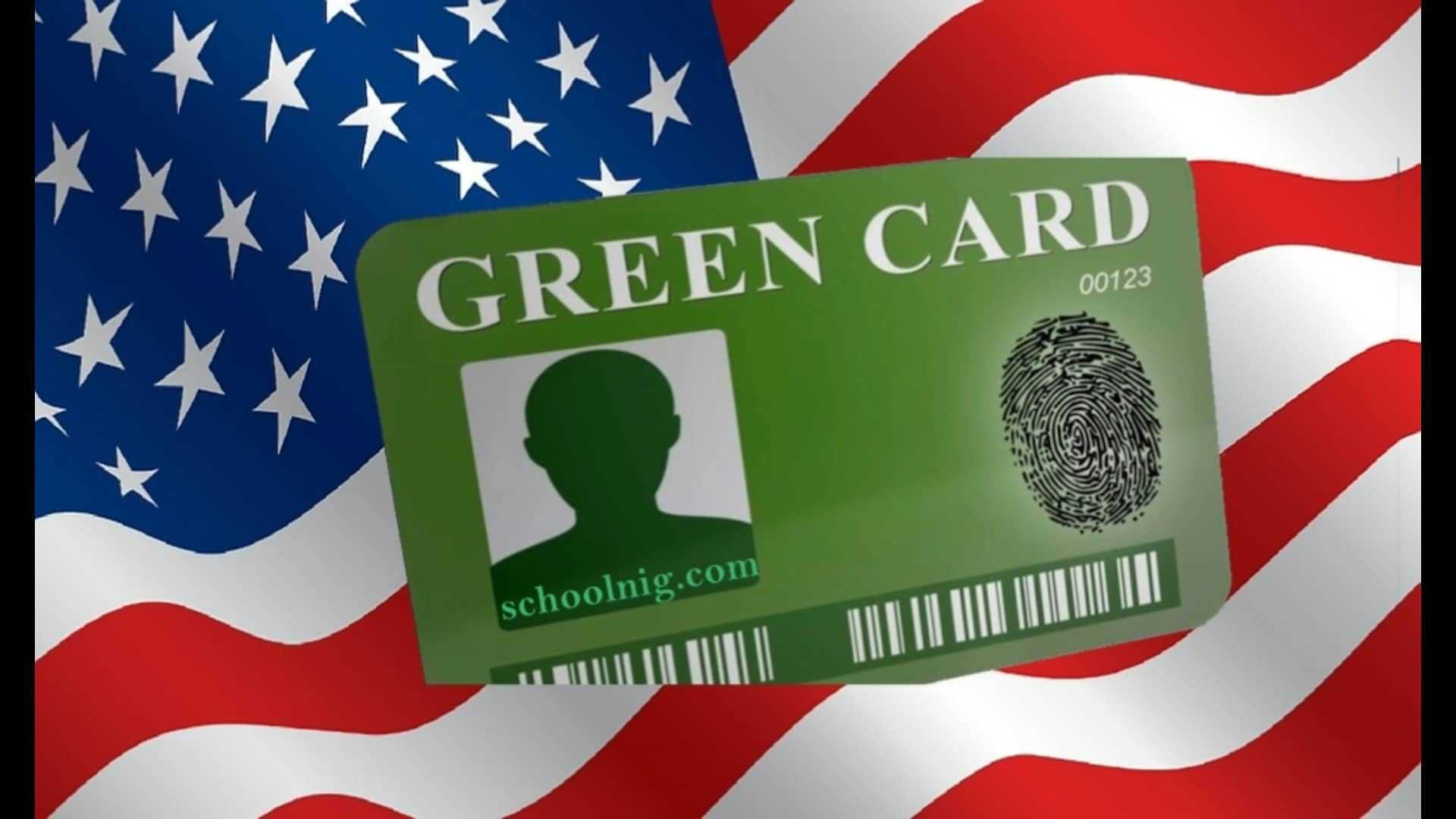 What is the green card lotterry?