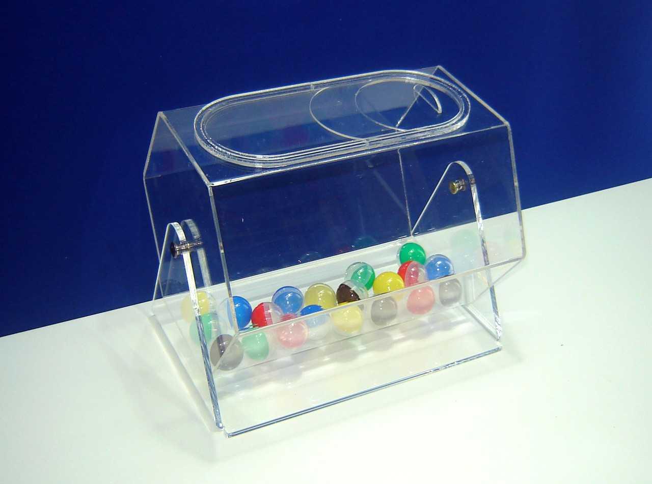 Stoloto lottery equipment