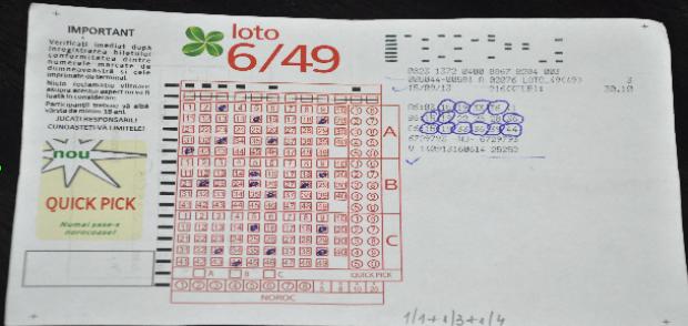 Resultados de la lotería de rumanía 6din49 ›último | avanzado