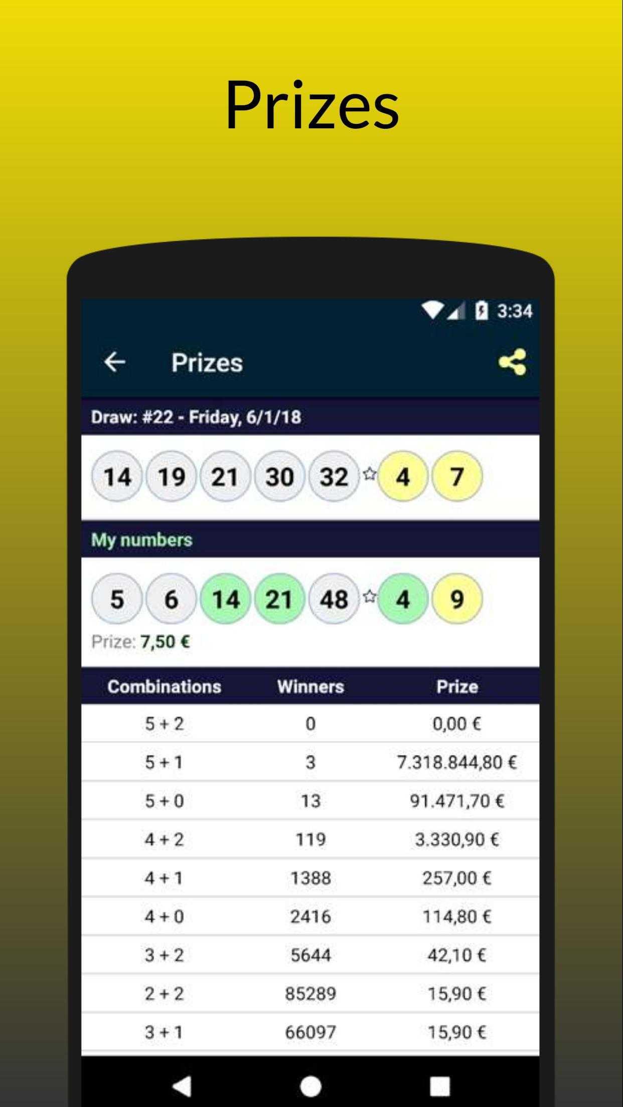 Play eurojackpot | lottomania